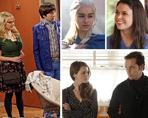 Critics Choice Television Nominations 2013