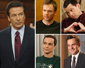Emmy Best Actor Comedy Nominees