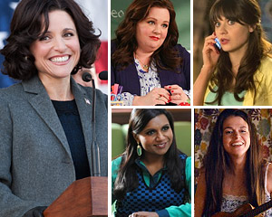 Emmys Best Actress Comedy Nominees