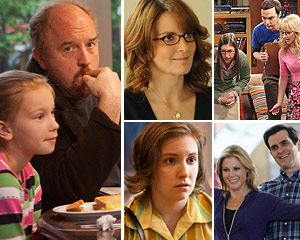 Emmy Best Comedy Series Nominees