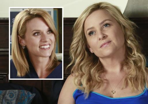 Grey's Anatomy Season 9 Preview Lauren Arizona