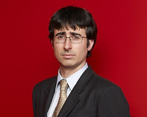 The Daily Show Host John Oliver