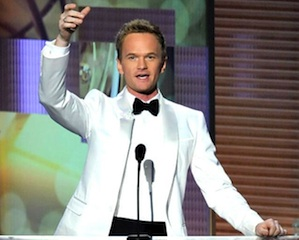 Neil Patrick Harris Emmy host 2013