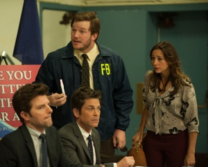 Parks and Recreation Pregnancy