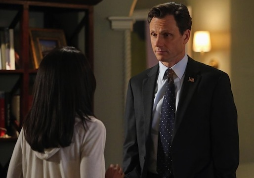 Scandal Mellie Reveals Fitz's Affair