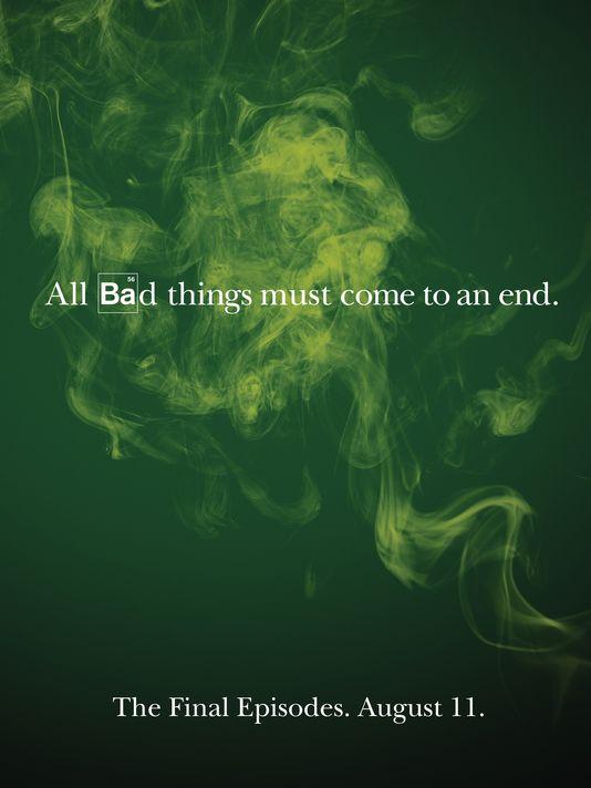 breaking bad final eps teaser poster