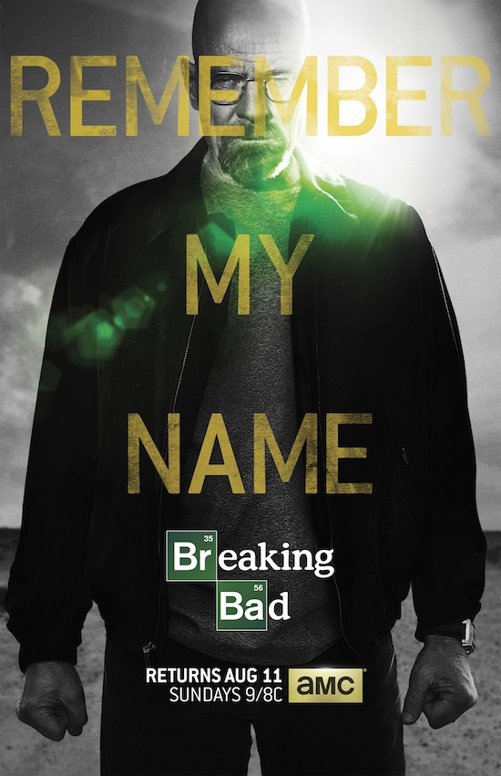 Breaking Bad Key Art Final Season