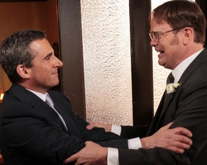 Steve Carell The Office Finale