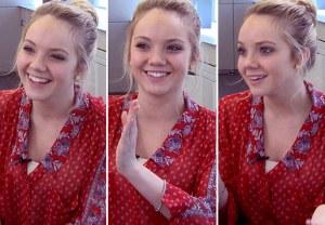 Danielle-Bradbery The Voice Interview