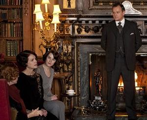 Gareth Neame Downton Abbey Spoilers