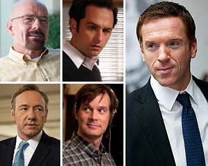 Emmy Best Actor Drama Nominees