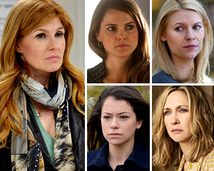 Emmy Best Actress Drama Nominees