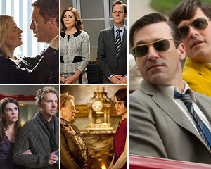 Emmy Best Drama Series Nominees