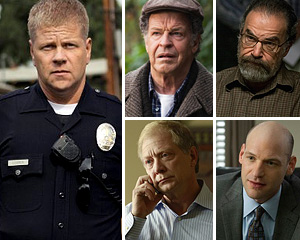 Emmy Best Supporting Actor Drama Nominees