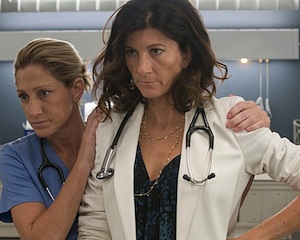 Nurse Jackie Season 6 Eve Best Leaving