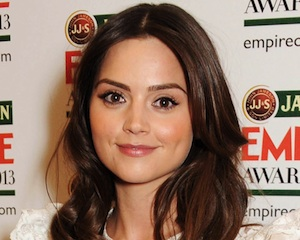 Jenna-Louise Coleman Cast Death Comes to Pemberley