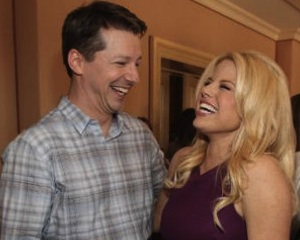 Megan Hilty Sean Saves the World