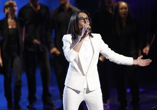 Michelle Chamuel Why The Voice - Season 4