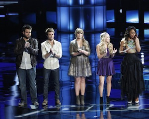 The Voice - Season 4 TOP 6 RESULTS