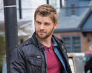 Under the Dome Mike Vogel Preview