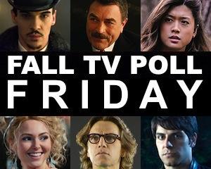 Fall TV Schedule 2013 Fridays