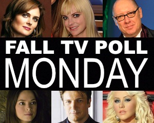Fall TV Preview Monday Schedule