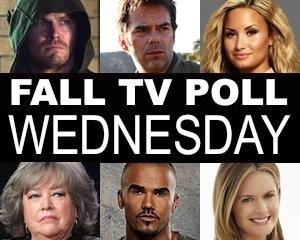 Fall TV Schedule 2013 Wednesdays
