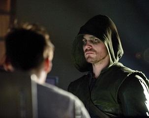 Arrow Comic-Con 2013 Season 2 Spoilers