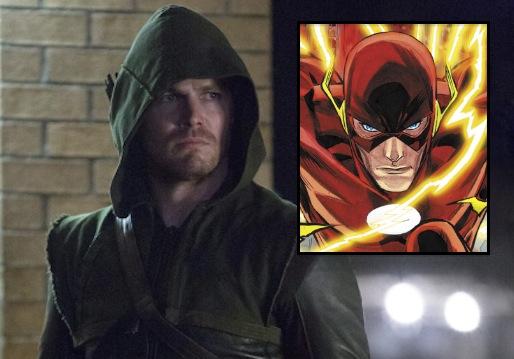 Arrow Season 2 Introduces The Flash