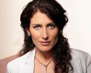 Castle Season 6 Cast Lisa Edelstein