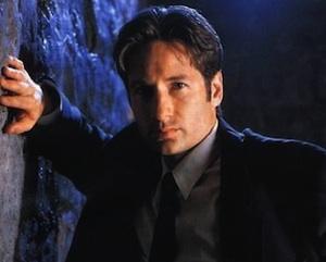 David Duchovny The X-Files Comic-Con