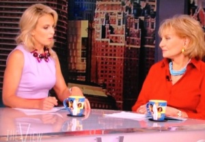 Elisabeth Hasselbeck THE View Final Day
