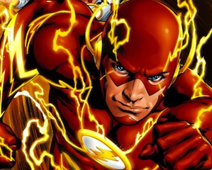 The CW Flash Superhero Series