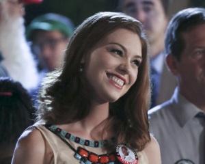 Hart of Dixie Cast Kaitlyn Black