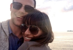 Lea Michele Tweets Cory Monteith Death