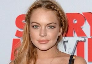 Lindsay Lohan Eastbound & Down Cast