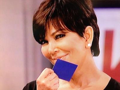 Kris Jenner Talk Show
