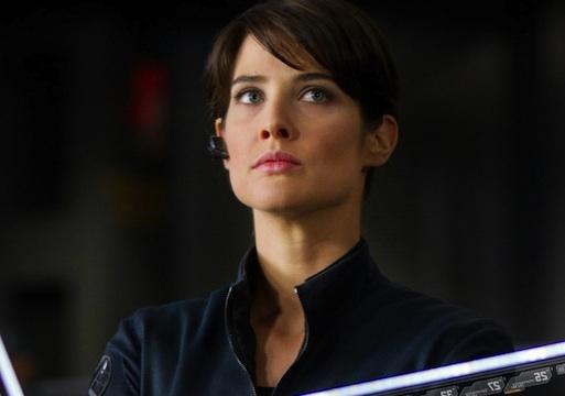 Marvel's Agents of S.H.I.E.L.D. Cast Cobie Smulders