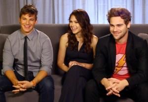 Star Crossed CW Comic Con