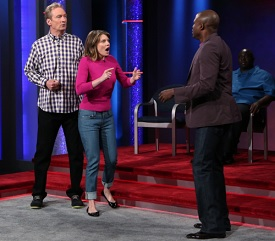 Whose Line Is It Anyway Lauren Cohan