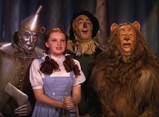 Syfy Wizard of Oz Miniseries