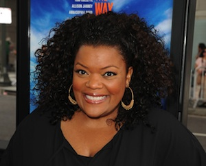 Yvette Nicole Brown Psych Cast
