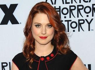 American Horror Story Coven Casts Alexandra Breckenridge