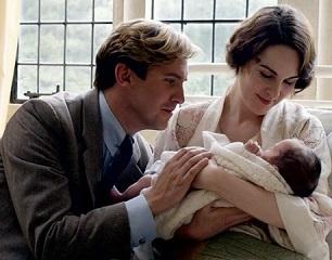Michelle Dockery Dan Stevens Leaving Downton Abbey