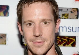 Jason Dohring The Tomorrow People Cast