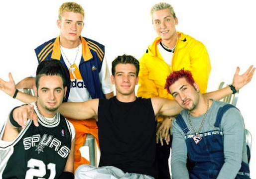 NSync Reacts to Fans Sad There Wasnt a Reunion During