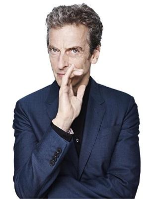 Peter Capaldi Doctor Who Cast Twelfth Doctor