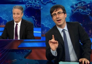 The Daily Show With Jon Stewart John Oliver