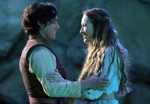 Once Upon a Time in Wonderland Preview