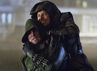 Arrow Malcolm Merlyn Returns